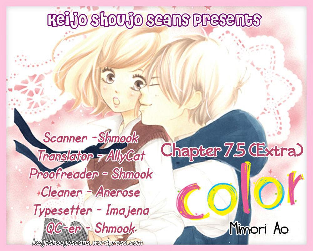 Color (MIMORI Ao) 7.5 Page 1