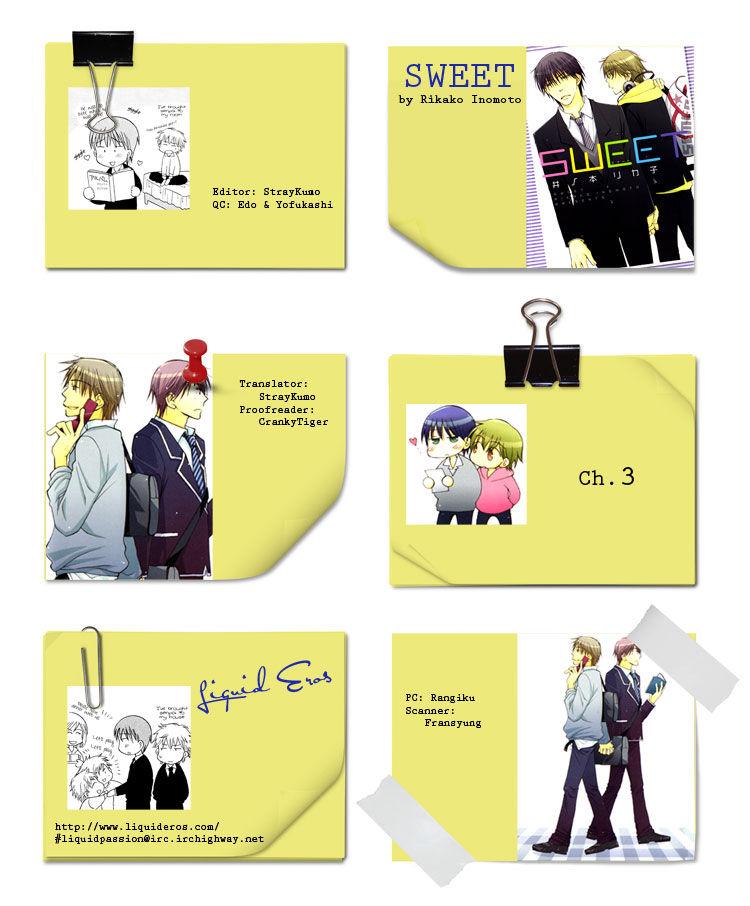 Sweet (INOMOTO Rikako) 3 Page 1