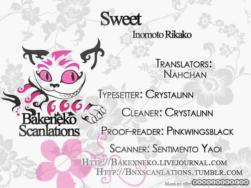 Sweet (INOMOTO Rikako) 8 Page 1