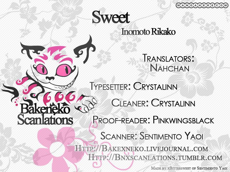 Sweet (INOMOTO Rikako) 9 Page 1