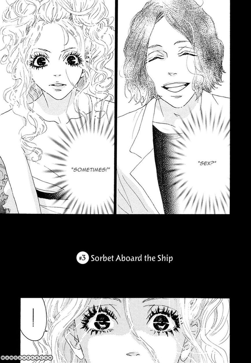 Teke Teke Rendezvous 3 Page 1