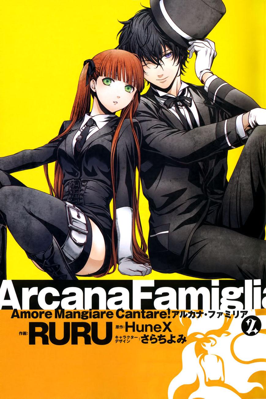 Arcana Famiglia 8 Page 2