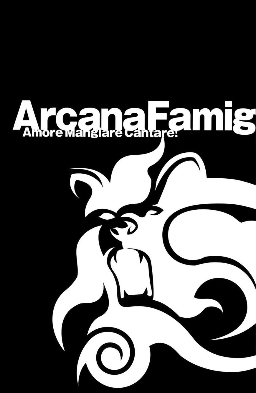 Arcana Famiglia 9 Page 1
