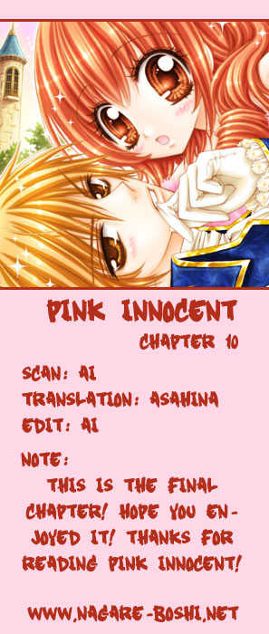 Pink Innocent 10 Page 1
