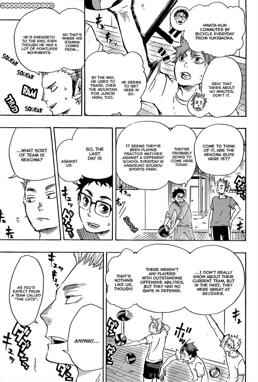 Haikyu!! 26 Page 4