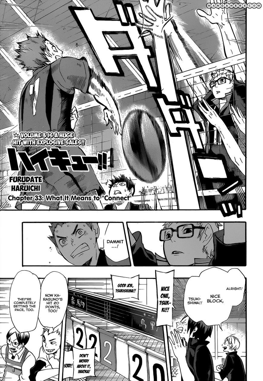 Haikyu!! 33 Page 3