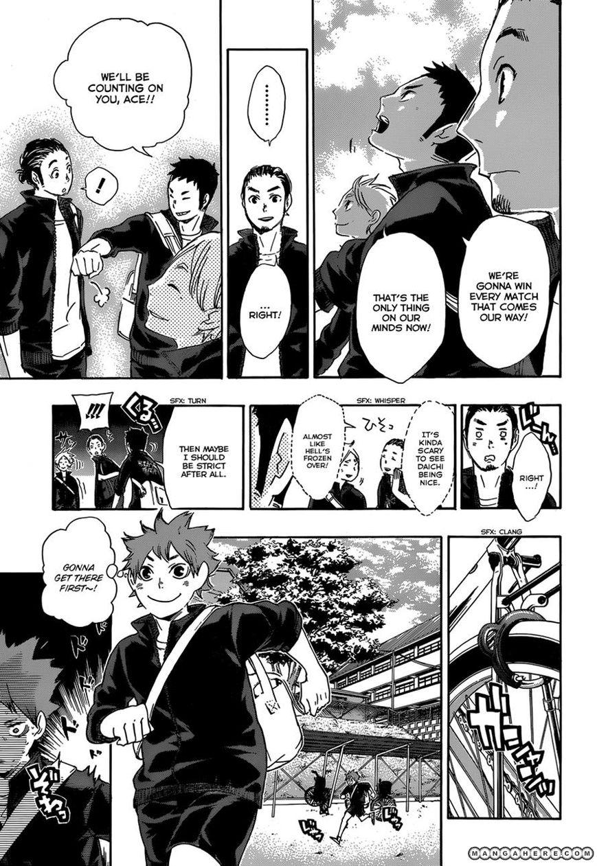 Haikyu!! 37 Page 3