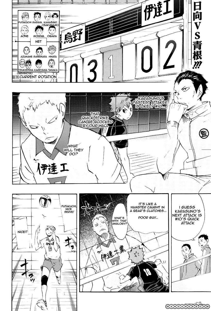 Haikyu!! 43 Page 3