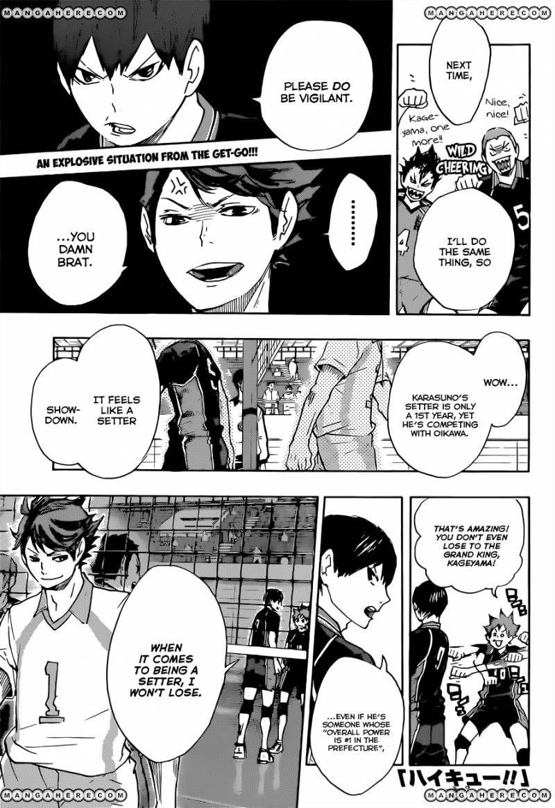 Haikyu!! 50 Page 3