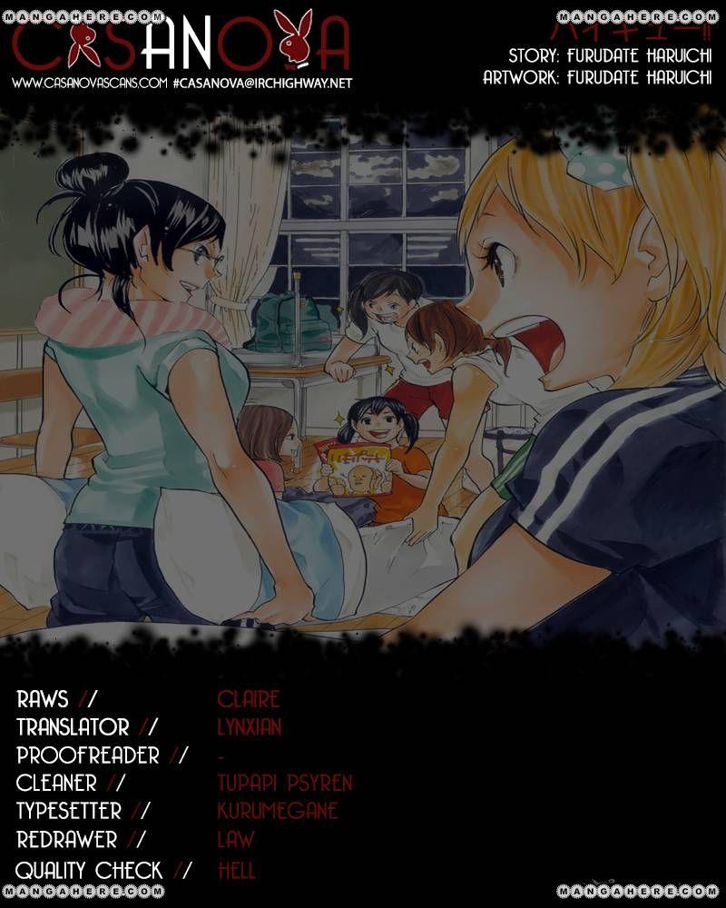 Haikyu!! 92 Page 1