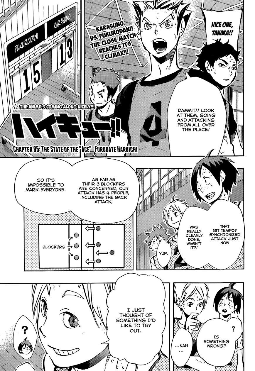 Haikyu!! 95 Page 2