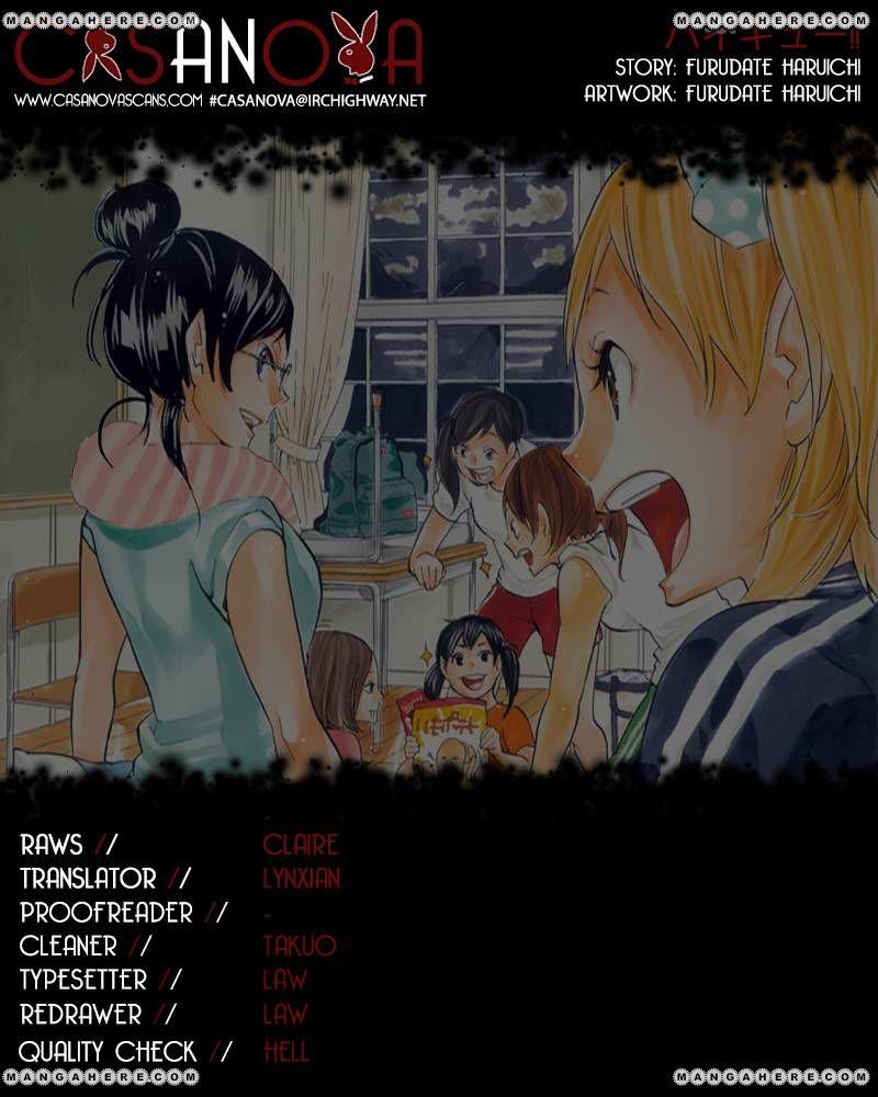 Haikyu!! 101 Page 1