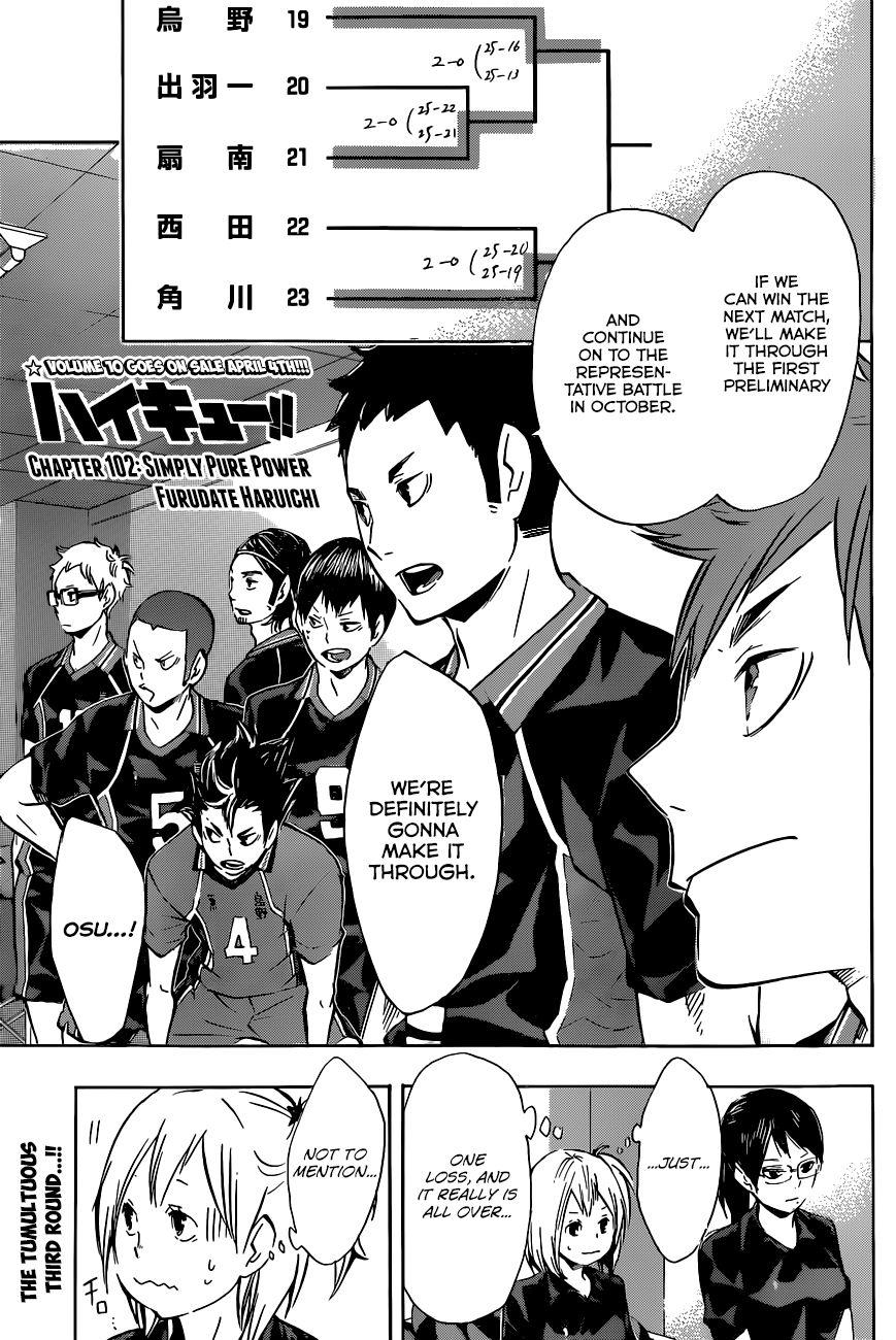 Haikyu!! 102 Page 2