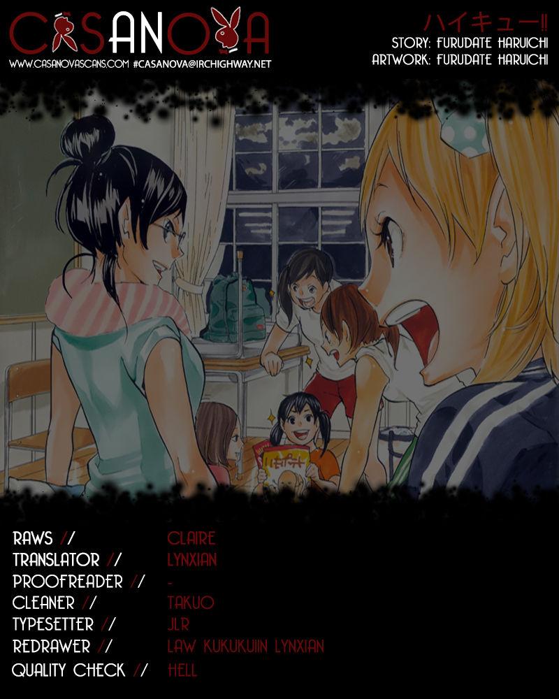 Haikyu!! 103 Page 1