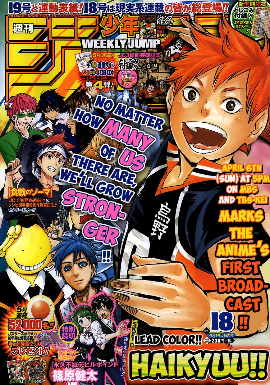 Haikyu!! 103 Page 2
