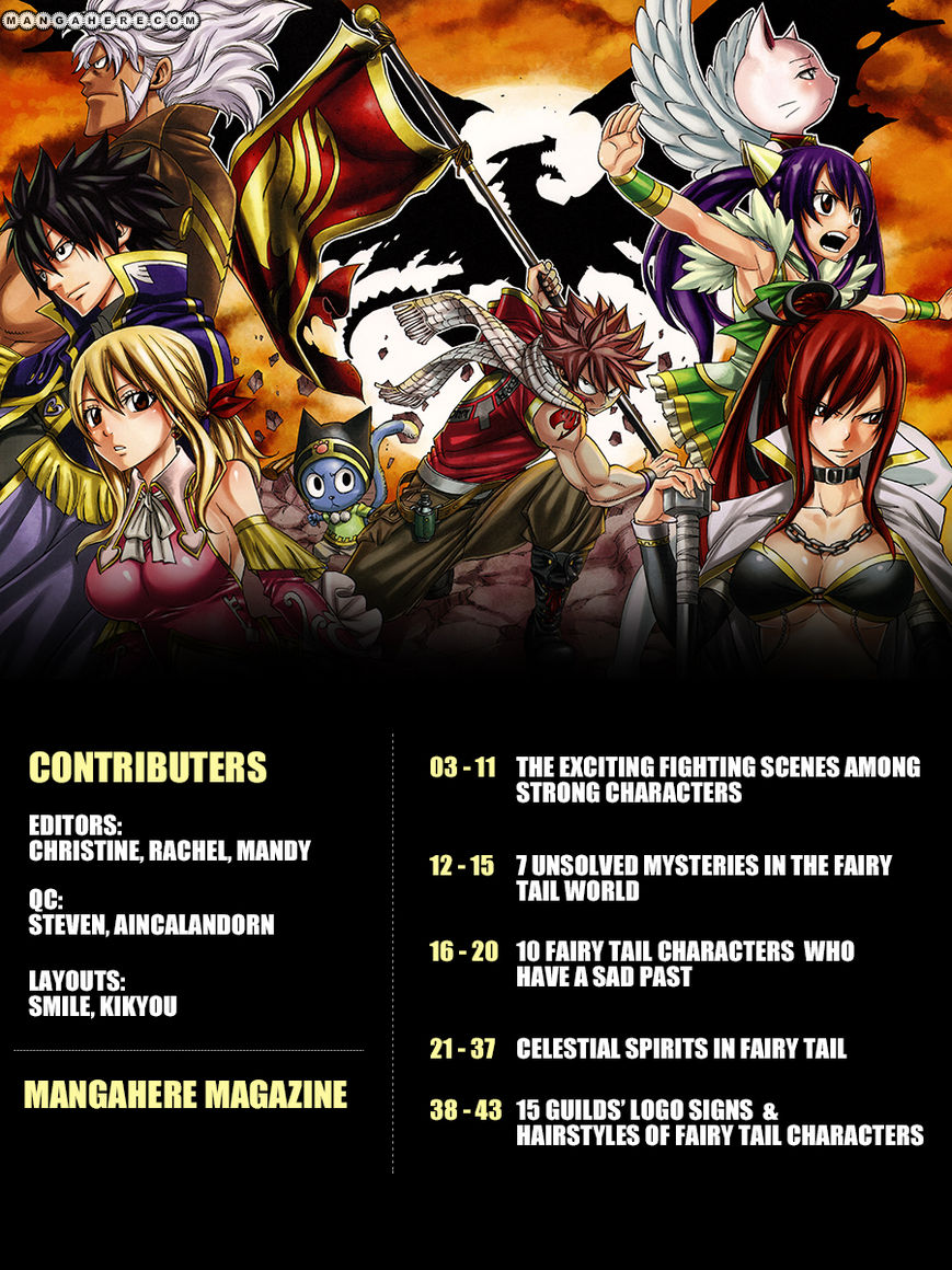 MangaHere Magazine 10 Page 2