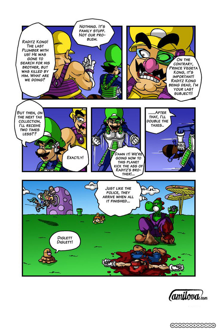 Super Dragon Bros Z 2 Page 2