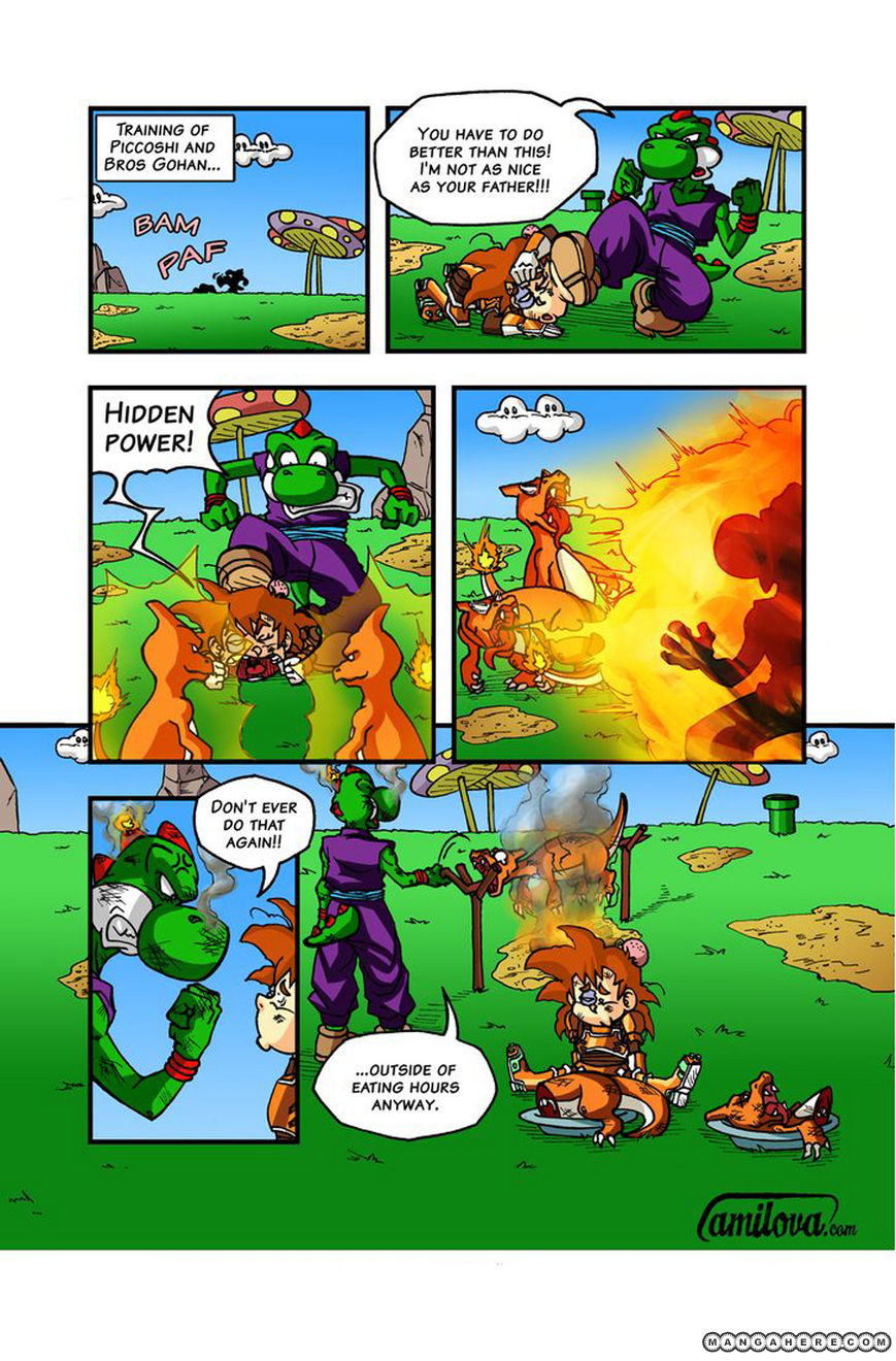 Super Dragon Bros Z 2 Page 17
