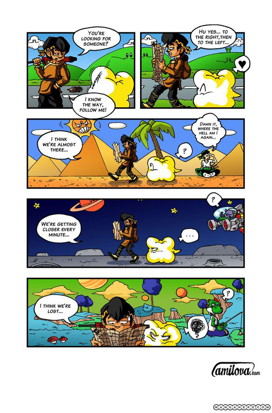 Super Dragon Bros Z 2 Page 19