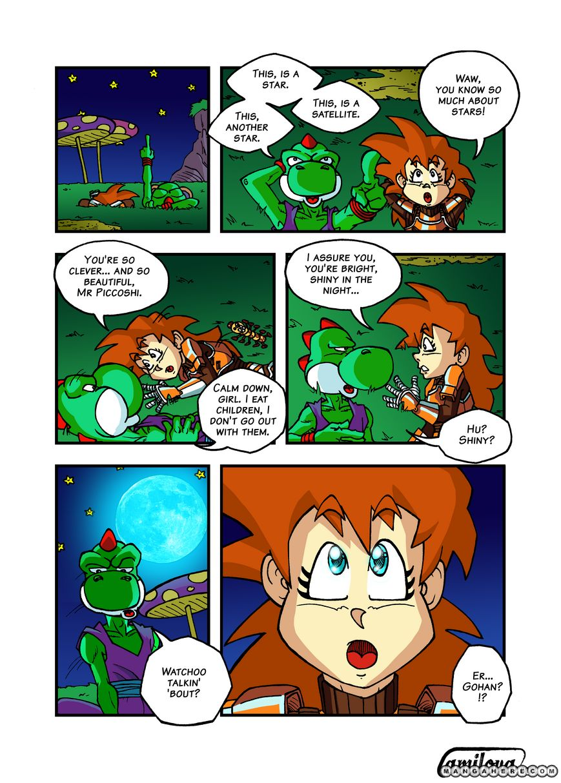 Super Dragon Bros Z 3 Page 1