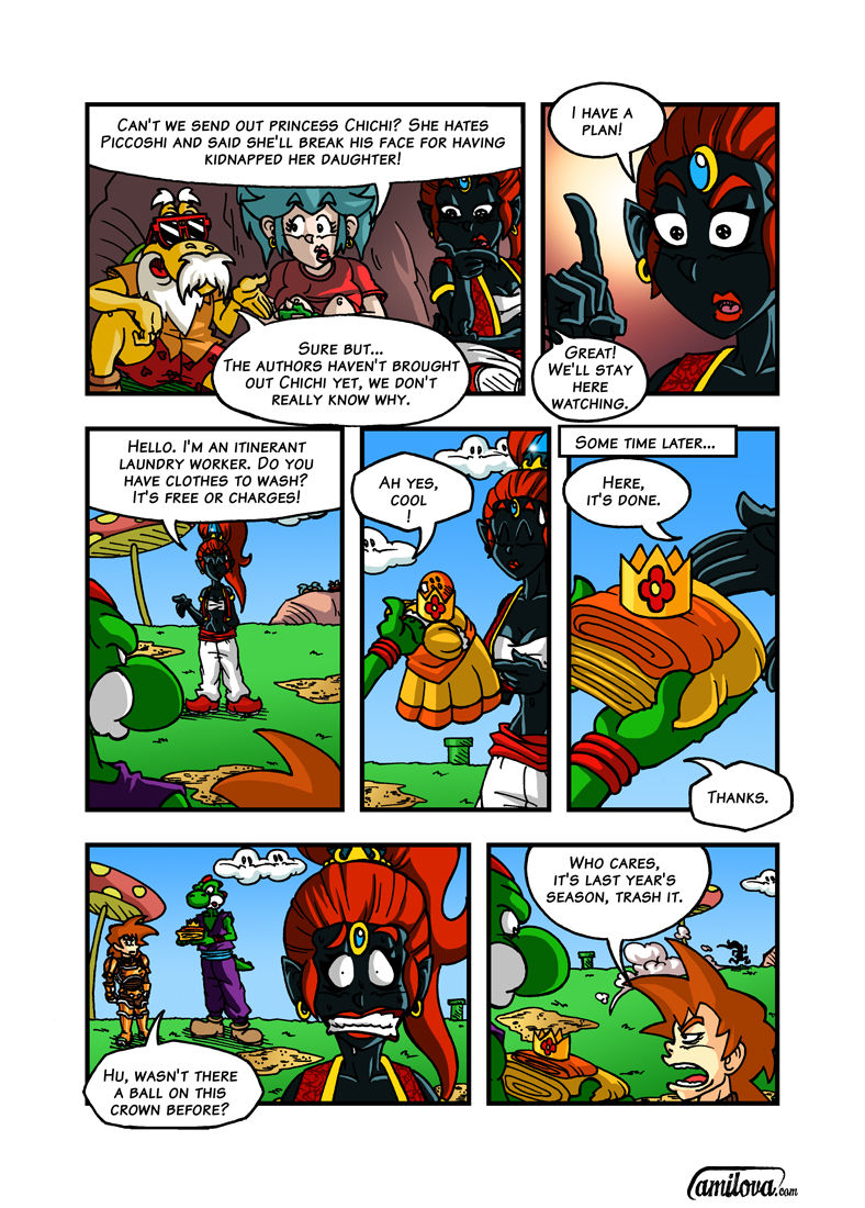 Super Dragon Bros Z 4 Page 2