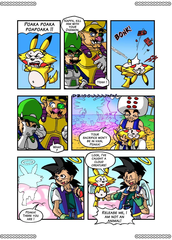 Super Dragon Bros Z 6 Page 2