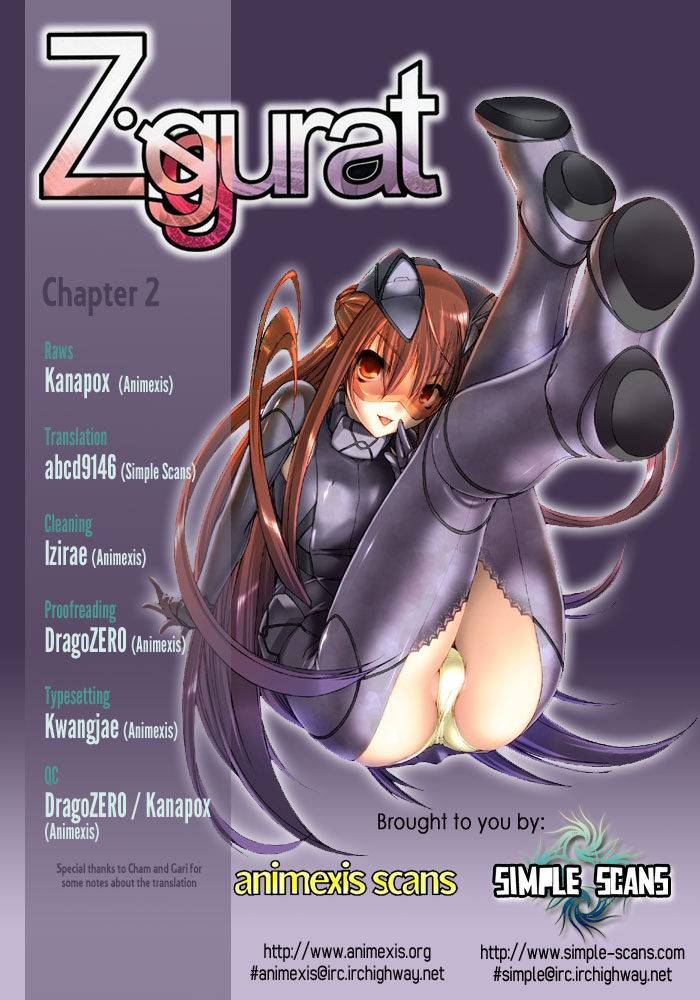 Ziggurat 2 Page 1