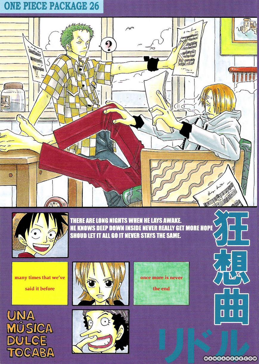 One Piece dj - Una Música Dolce Tocaba 1 Page 2