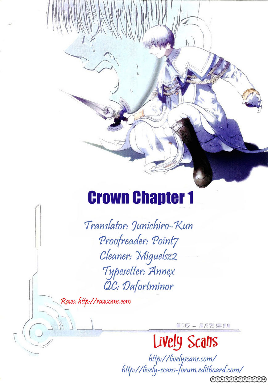 Crown (NAKANISHI Tatsurou) 1 Page 1