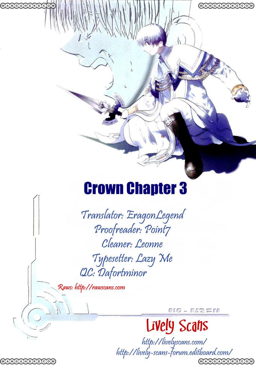 Crown (NAKANISHI Tatsurou) 3 Page 1