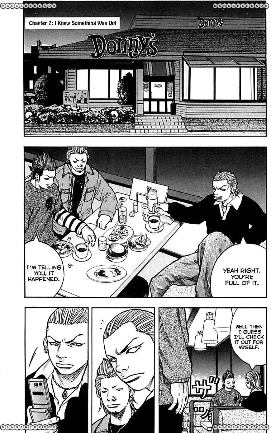 Clover (TETSUHIRO Hirakawa) 7 Page 2