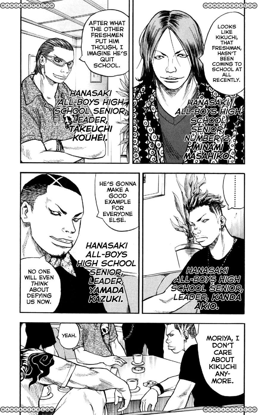 Clover (TETSUHIRO Hirakawa) 28 Page 4