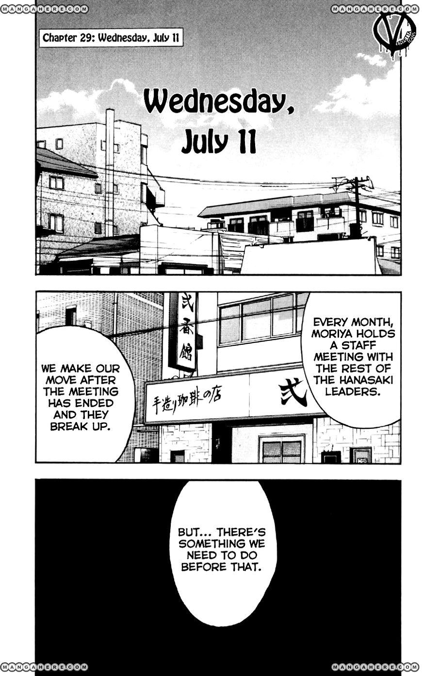 Clover (TETSUHIRO Hirakawa) 29 Page 2
