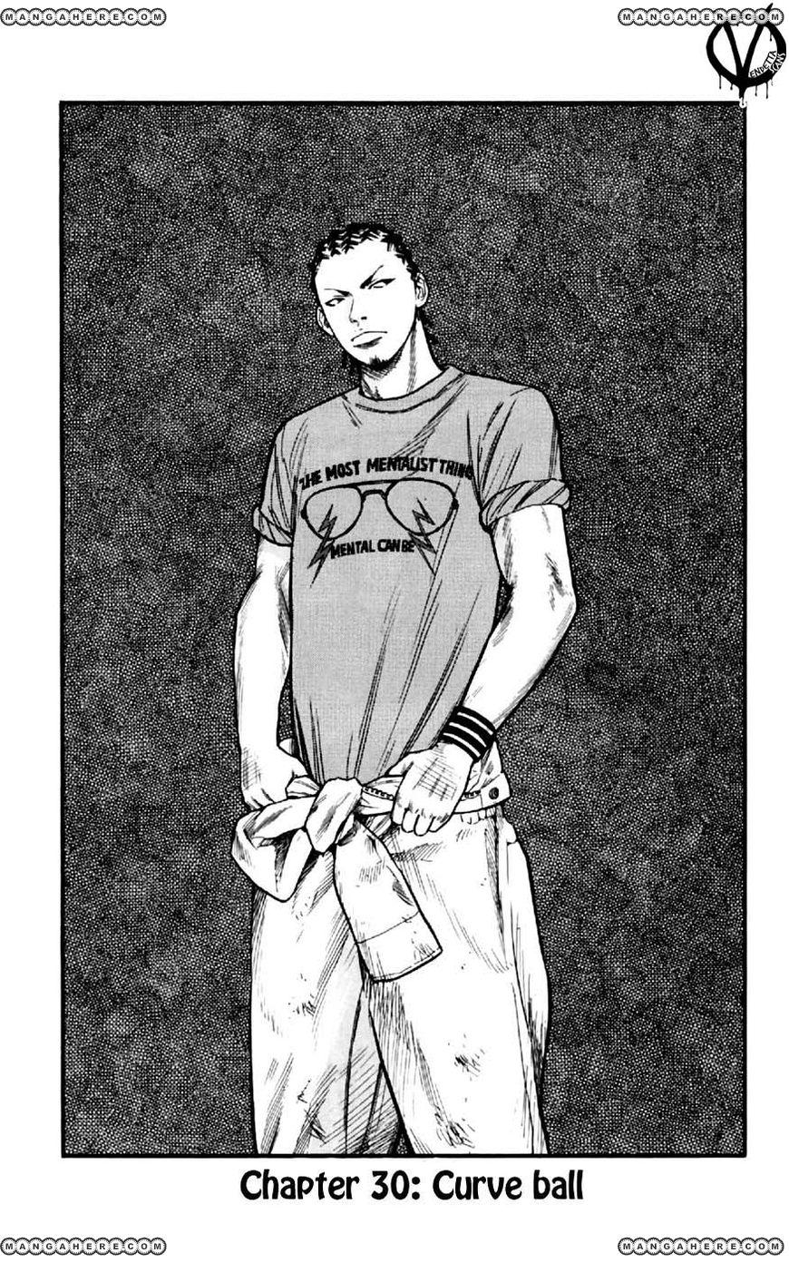 Clover (TETSUHIRO Hirakawa) 30 Page 2