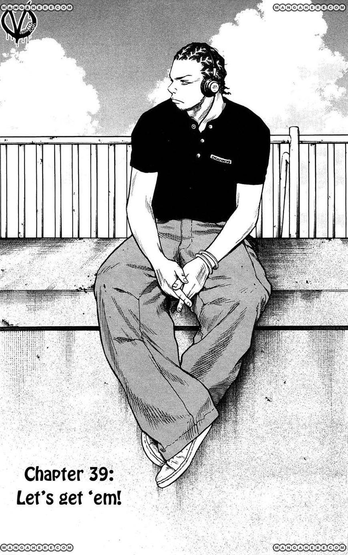 Clover (TETSUHIRO Hirakawa) 39 Page 2