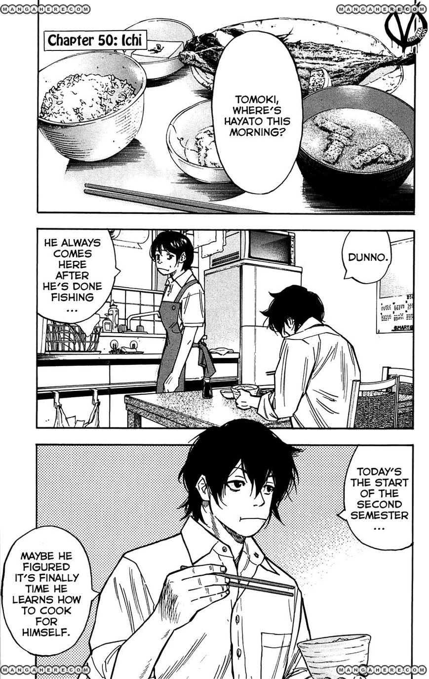 Clover (TETSUHIRO Hirakawa) 50 Page 2