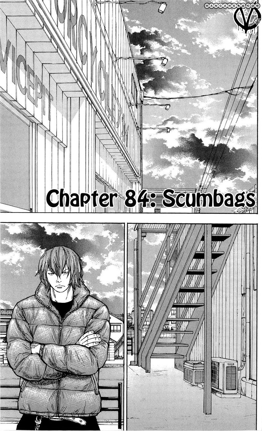 Clover (TETSUHIRO Hirakawa) 84 Page 2
