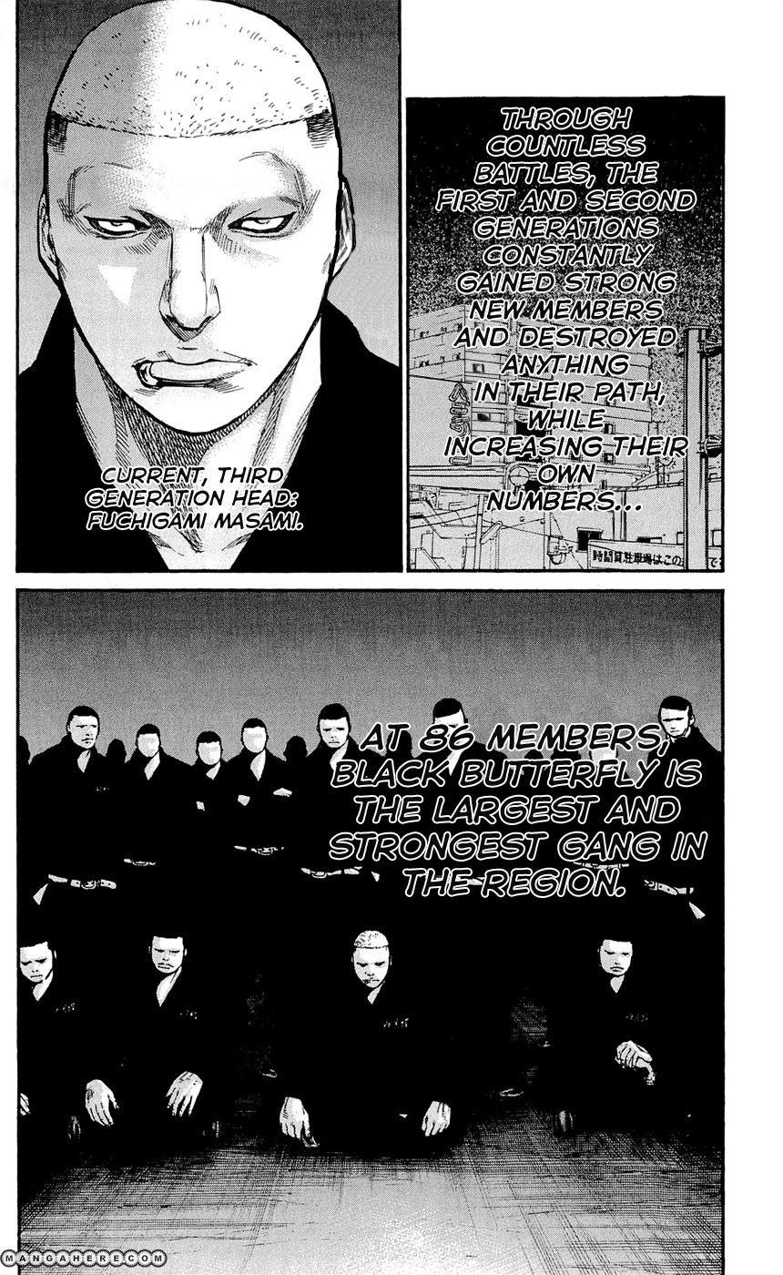 Clover (TETSUHIRO Hirakawa) 106 Page 3