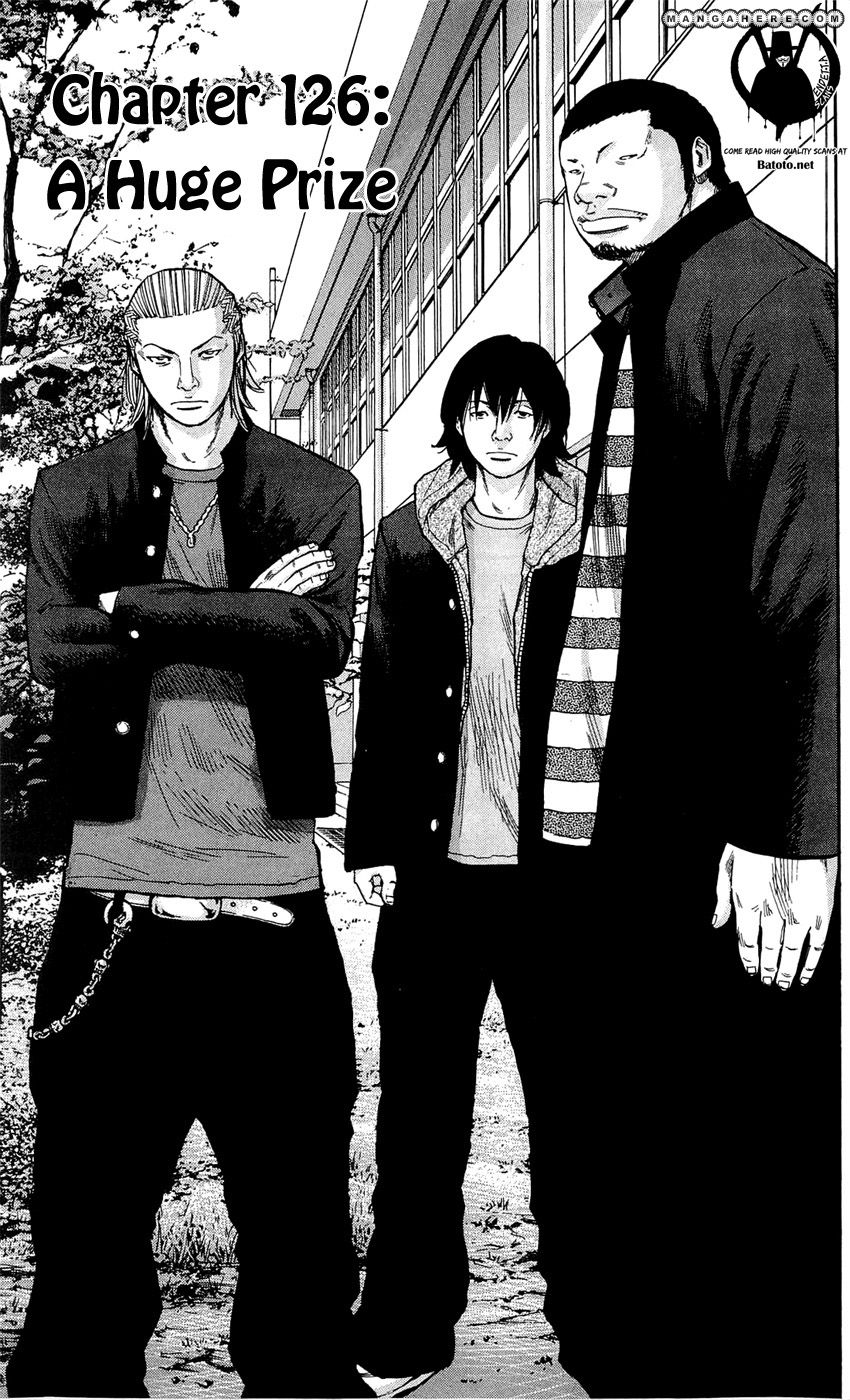 Clover (TETSUHIRO Hirakawa) 126 Page 2