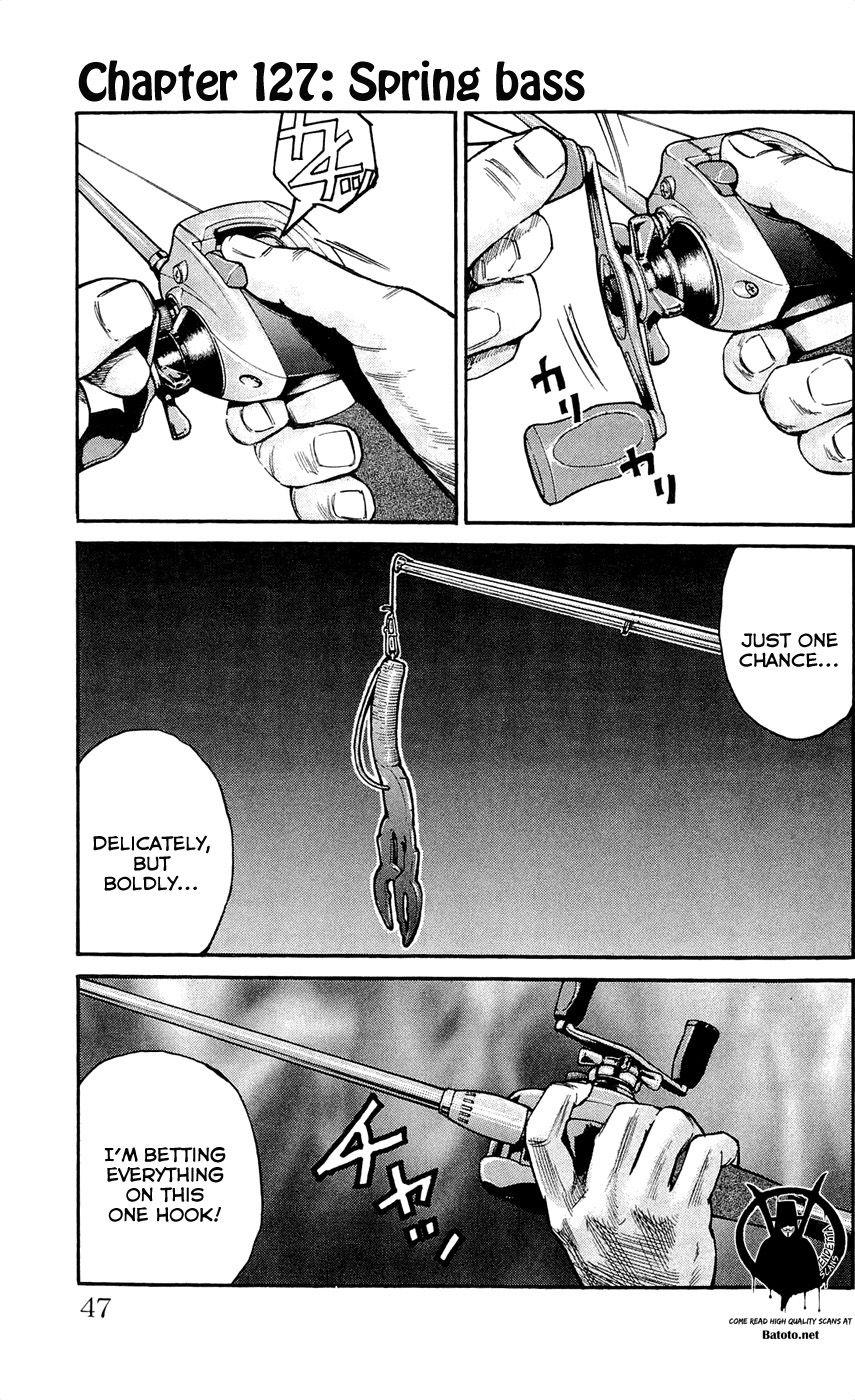 Clover (TETSUHIRO Hirakawa) 127 Page 2