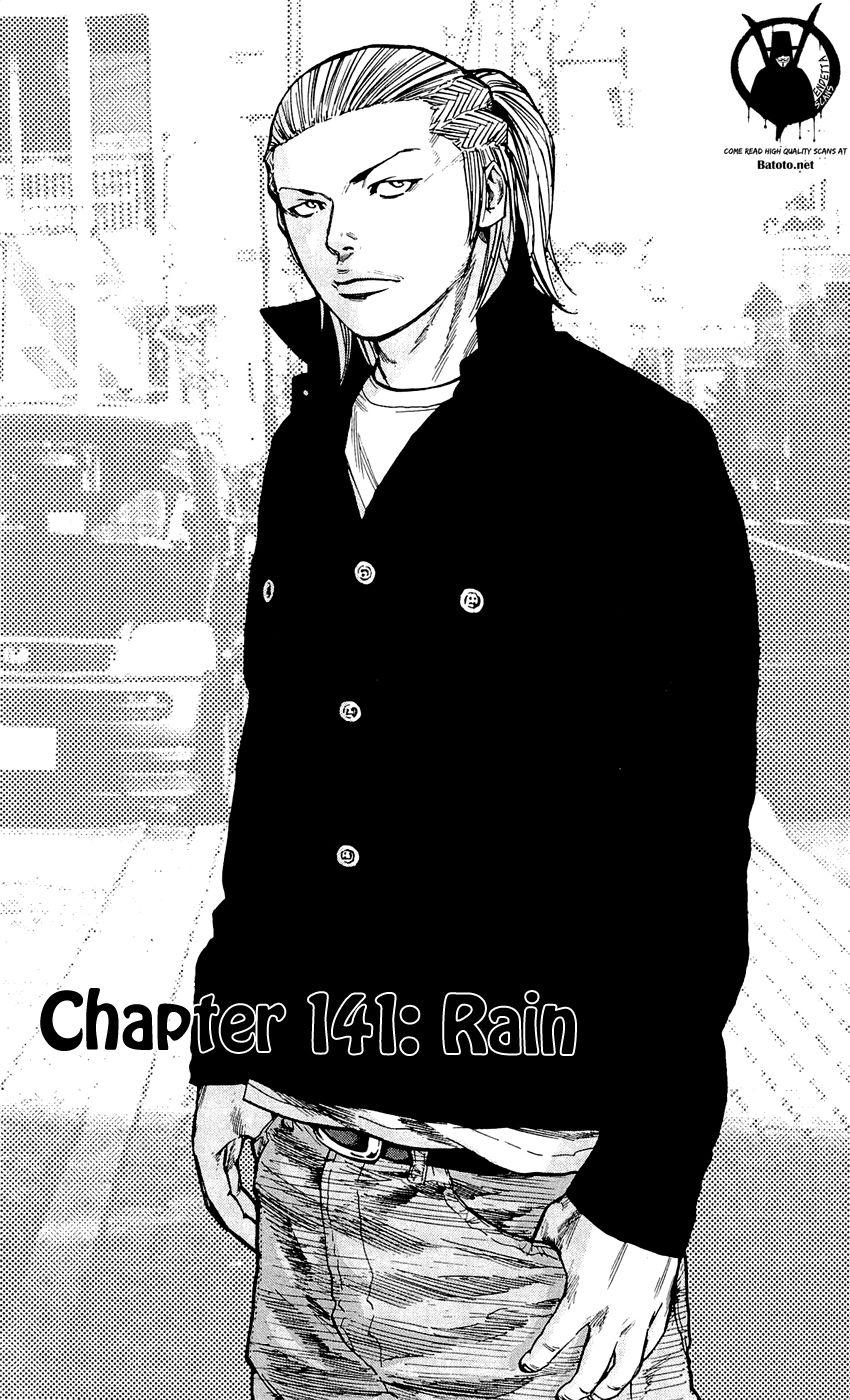 Clover (TETSUHIRO Hirakawa) 141 Page 2