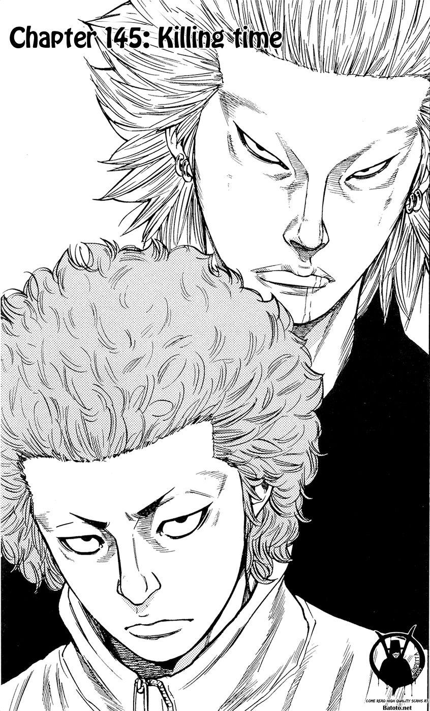 Clover (TETSUHIRO Hirakawa) 145 Page 2