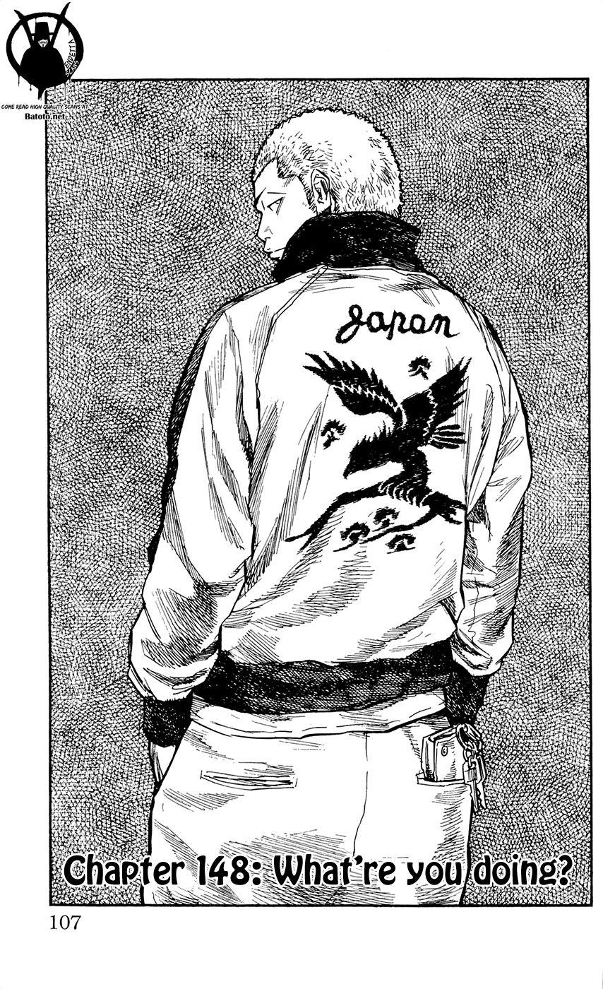 Clover (TETSUHIRO Hirakawa) 148 Page 2