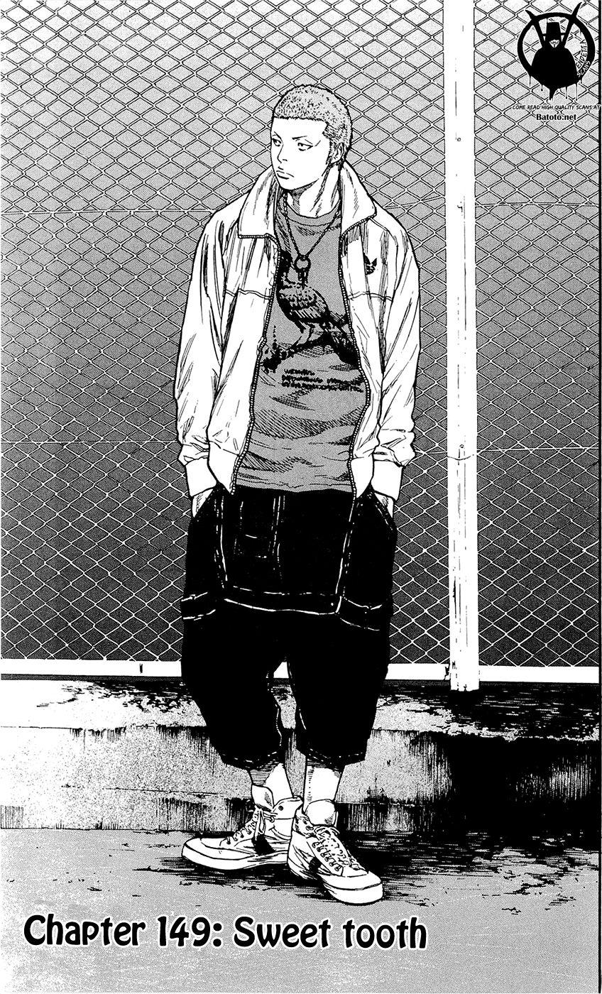 Clover (TETSUHIRO Hirakawa) 149 Page 2