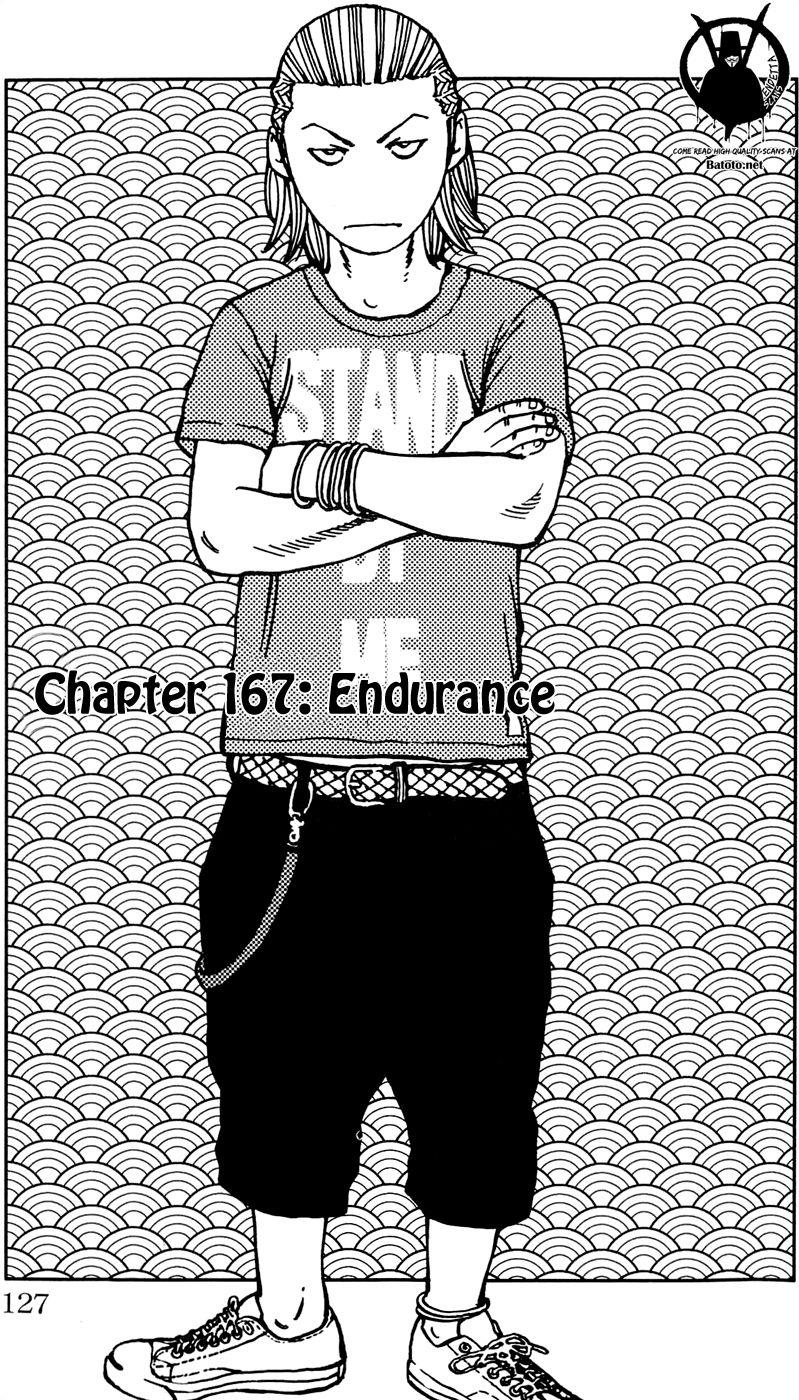 Clover (TETSUHIRO Hirakawa) 167 Page 2