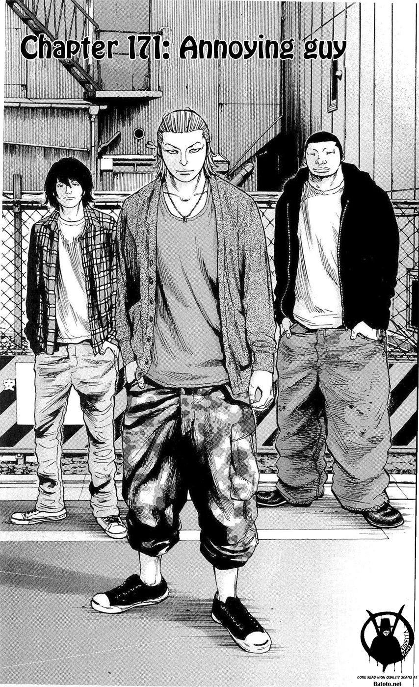 Clover (TETSUHIRO Hirakawa) 171 Page 2