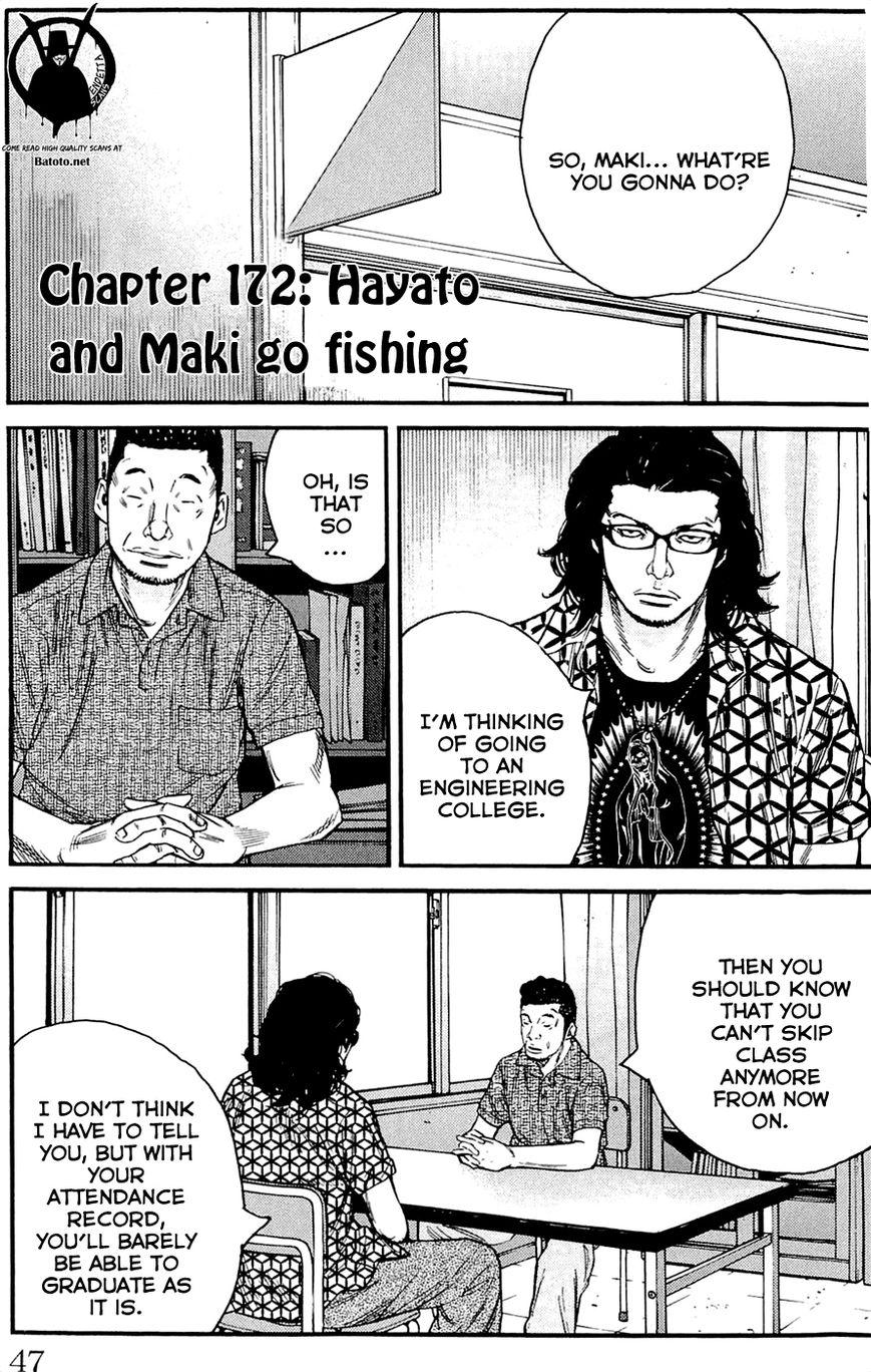 Clover (TETSUHIRO Hirakawa) 172 Page 2