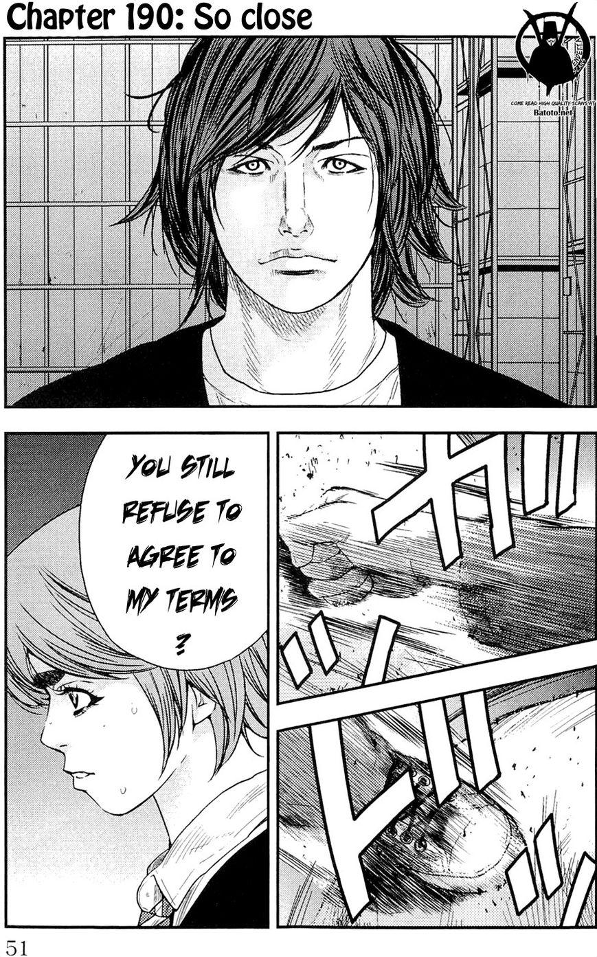 Clover (TETSUHIRO Hirakawa) 190 Page 2