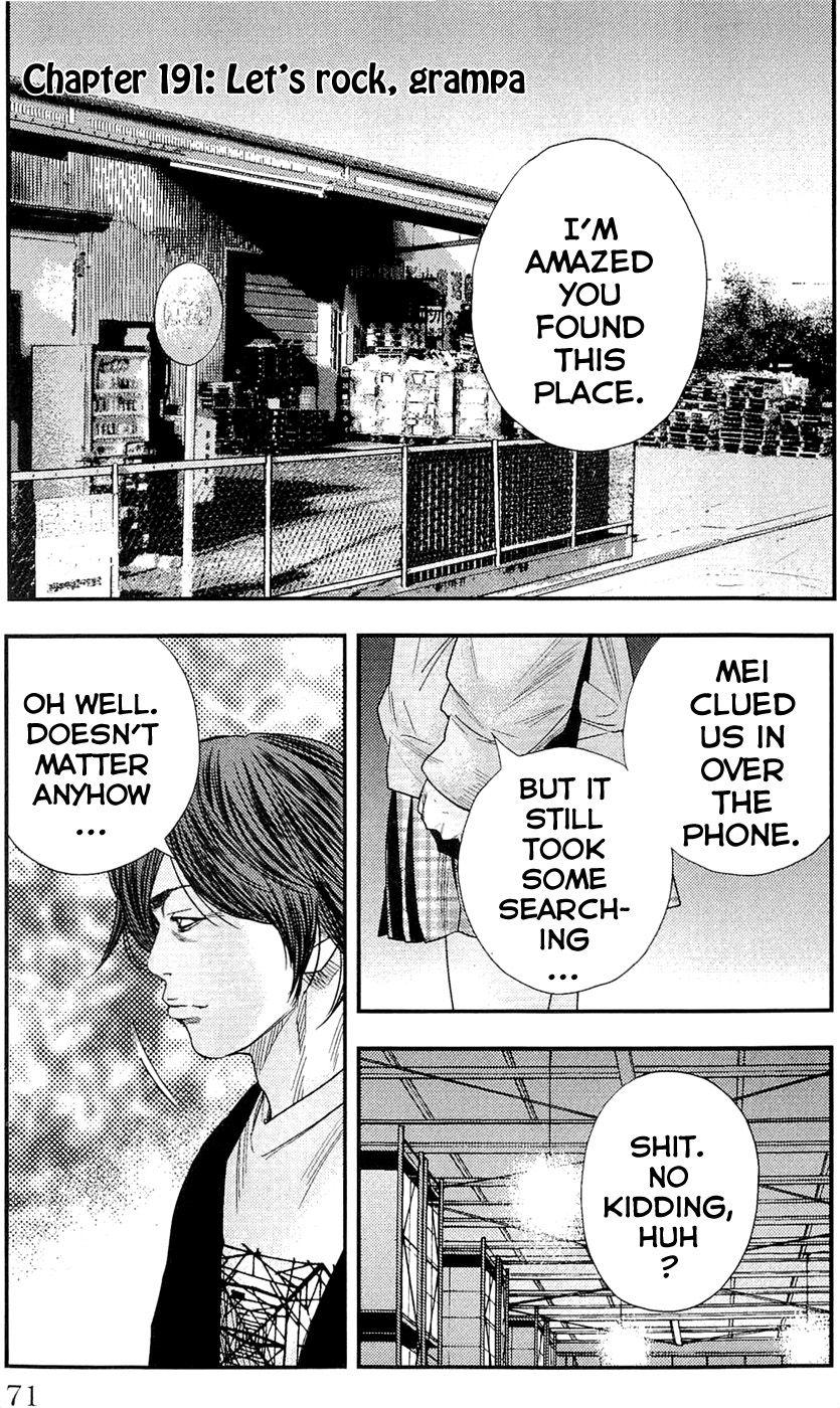 Clover (TETSUHIRO Hirakawa) 191 Page 2