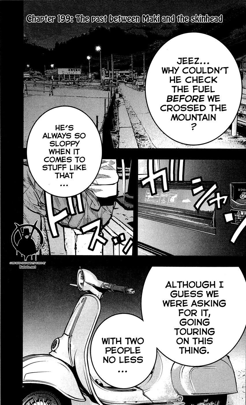 Clover (TETSUHIRO Hirakawa) 199 Page 2